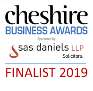 blog cheshire business awards finalist