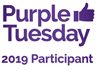 purple tuesday 2019 participant