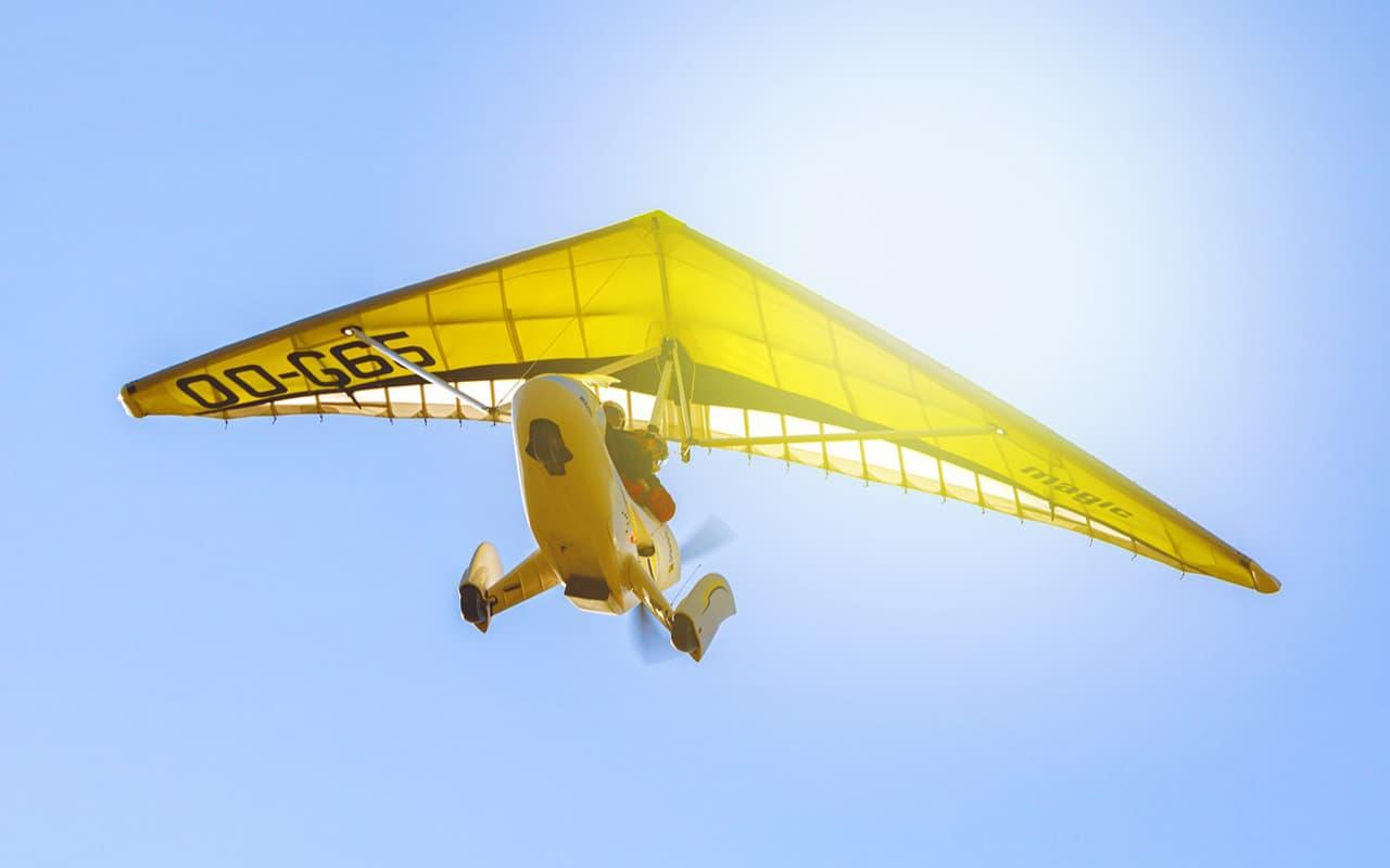 Microlight Pilot Life Insurance
