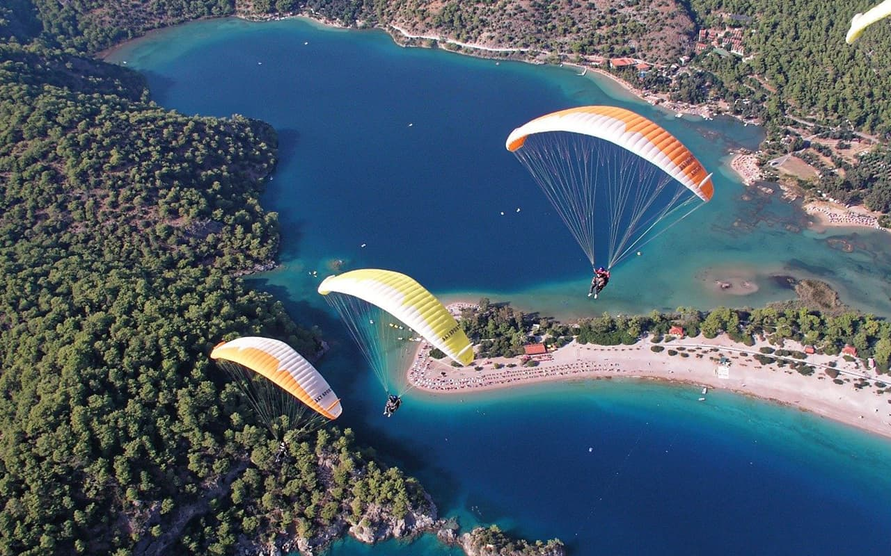 Paragliding Life Insurance