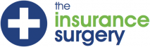 the insurance surgery logo