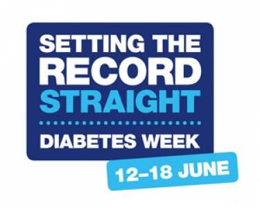 Diabetes Week logo 300x240
