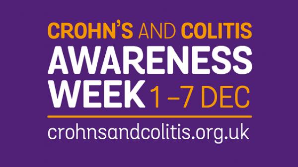 Crohn's and Colitis Awareness Week crohnsandcolitis.org.uk