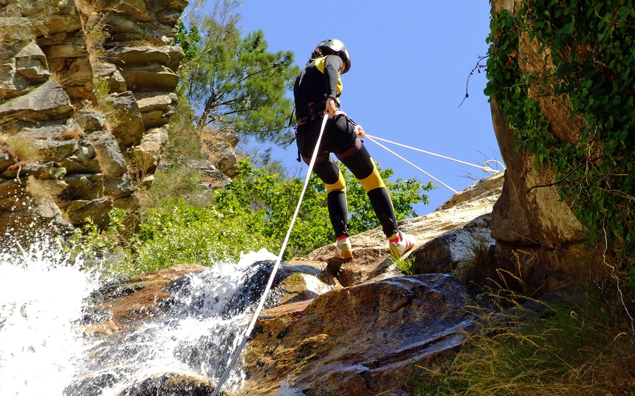 abseiling life insurance