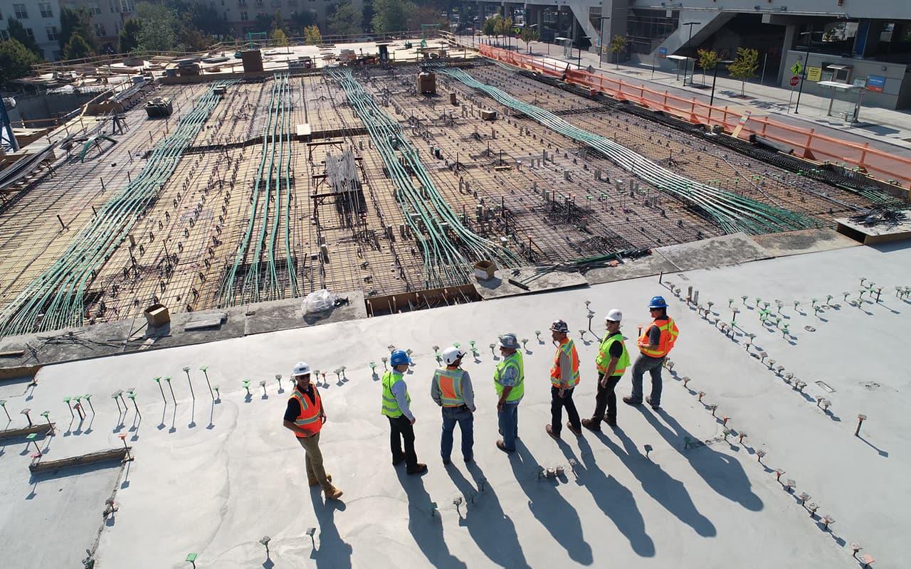 construction work life insurance