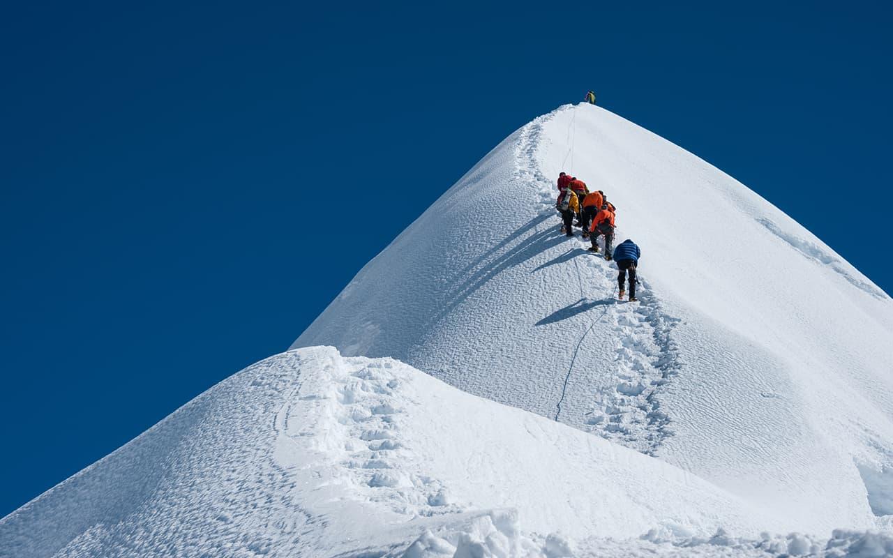 mountaineering life insurance
