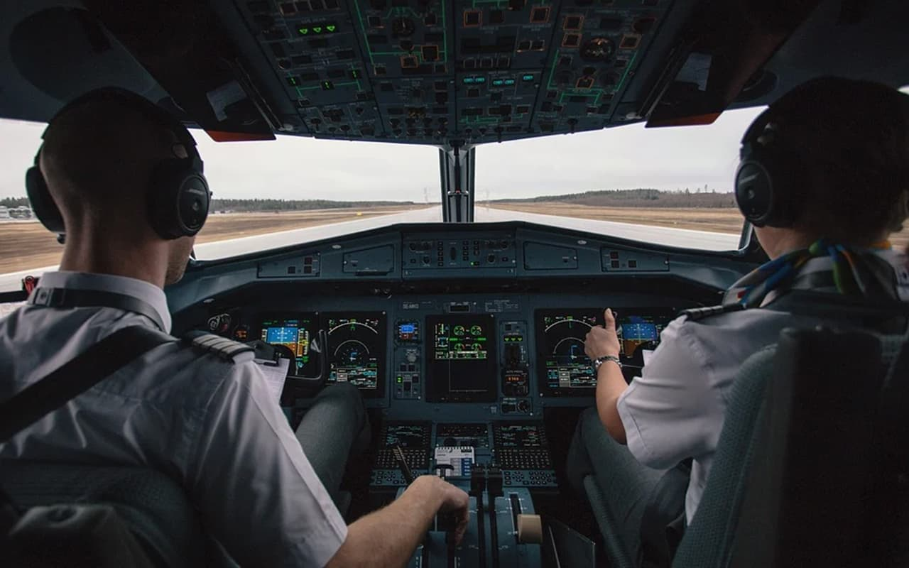 pilots life insurance