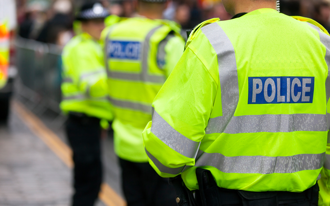 police service life insurance