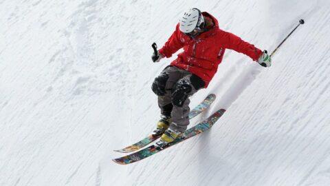 skiing life insurance