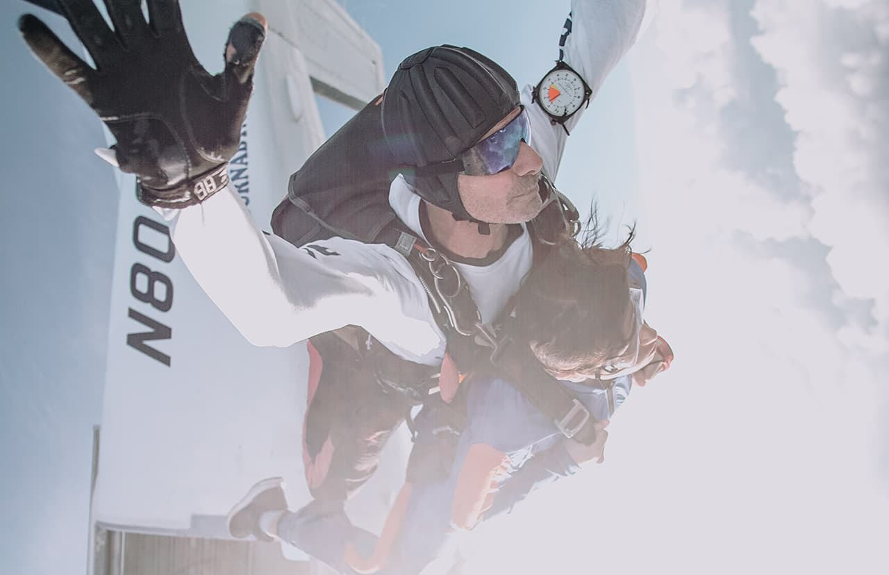 Skydiving Life Insurance