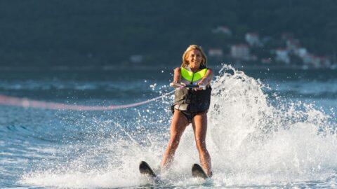 water skiing life insurance