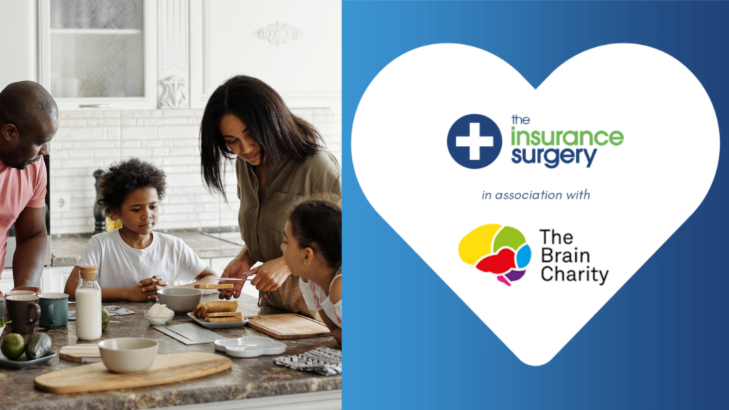 The Insurance Surgery Partnership with The Brain Charity
