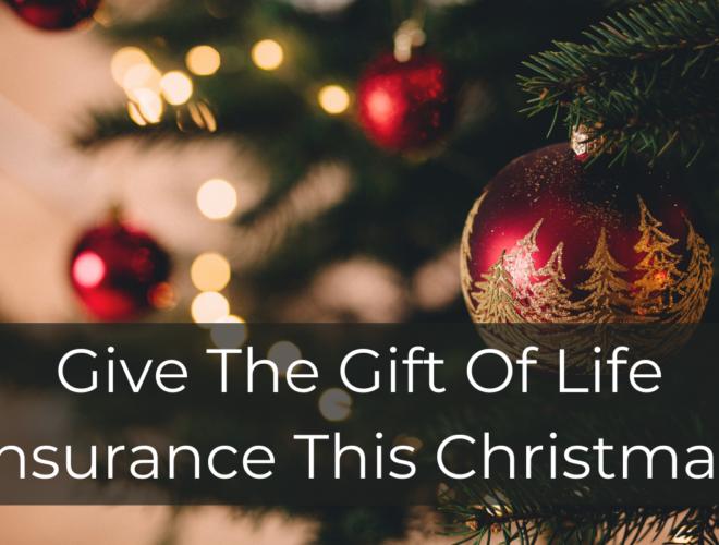 life insurance at Christmas