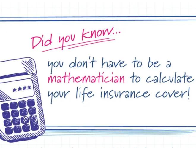 life insurance calculator post